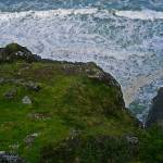 """PICT0073 OCEAN SURF MEETS LAND"" by KEITHMOUL"