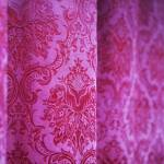 """""""velvet curtain hanging in a window"""" by nathangriffith"""