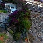 """""""Cliffside Villa"""" by BarbaraLin"""