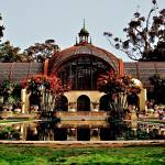 """Botanical Garden/Balboa Park in Color"" by MelanieDoty"