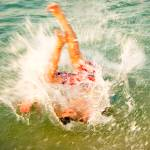 """""""Jumping in the water"""" by AlexandruVita"""
