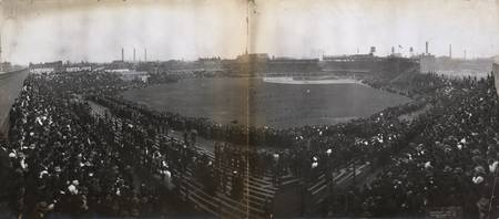 Last game, 1906 World Series, White Sox vs. Cubs