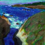 """Point Lobos, California"" by miriamking"