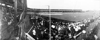 Chicago Cubs vs. New York Giants, Aug. 30, 1908