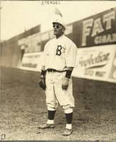 Casey Stengel, Brooklyn Dodgers, 1915