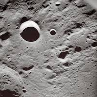 Rima Ariadaeus on the Moon by Apollo 10, May 1969
