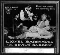 Lionel Barrymore Movie Poster, ca. 1920