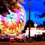 """Ferris Wheel"" by Retrograph"