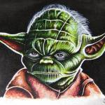 """yoda"" by craigsmith"