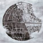 """Death Star"" by PatrickMayne"
