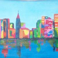 Skyline Art Prints & Posters by ANG