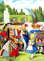 Alice & the Queen of Hearts