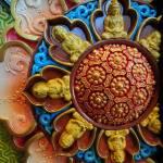 """Tiny buddhas"" by neuftoes"