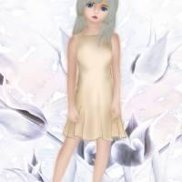 Pretty Doll Art Prints & Posters by eka altiarika