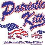 """Patriotic Kitty Cat"" by crazyabouthercats"