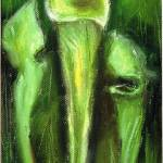 """Pitcher Plants"" by AnnHuey"