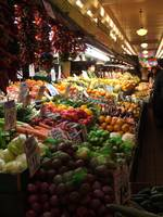 Farmers Market, Seattle, Color, Fruit, Vegetables