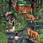 """""""Woodland"""" by jerrylofaro59"""