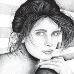 """Stephanie Seymore"" by crazyabouthercats"