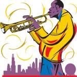 """""""New Orleans Musician/Jazz"""" by crazyabouthercats"""