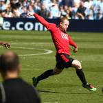"""""""Rooney Reaching for the Ball"""" by OliverWatts"""