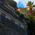 """Amalfi Coast Villa"" by BarbaraLin"