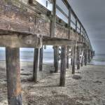 """Goleta Pier"" by MotivatedImagination"