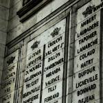 """Arc De Triomphe    Detail #101"" by BarbaraLin"