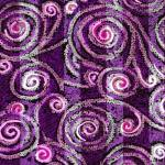 """textile swirl #5"" by NickBiscardiArt"