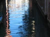venice reflection