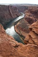 Horseshoe Bend Detail