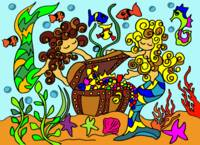 Enchanted Mermaids