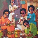 """""""Cotton Spinners"""" by Nebiyu"""