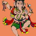 """Ganesha"" by primalaspects"