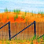 """Walk on the Beach"" by gnossisart"
