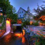 """Mill Falls Marketplace"" by healeyphotography"