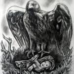 """""""Myth Illustration 1"""" by silverwind"""