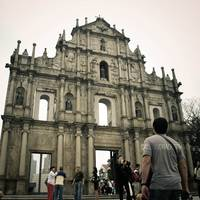Ruins of St. Paul, Macau [99/365]