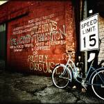 """""""Bike in Alley"""" by crowt59"""