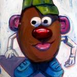 """Mr. Potato Head"" by meredithsteele"