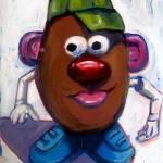 """Mr. Potato Head"" by meredithsteele"