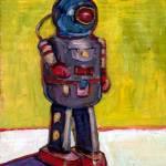 """robot 2"" by meredithsteele"