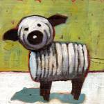 """Fisher Price Sheep"" by meredithsteele"