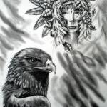 """""""Myth Illustration 5"""" by silverwind"""