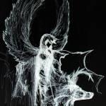 """Nature Spirit (Negative)"" by silverwind"