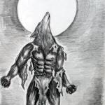 """""""Werewolf"""" by silverwind"""