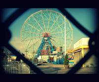 Trapped Wonder Wheel