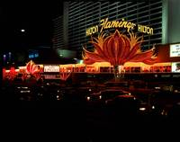 THE FLAMINGO-LAS VEGAS