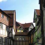 """Classic German Wood Frame Architecture"" by markdowdell"