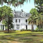 """Kenilworth Plantation Home"" by creativemoods"